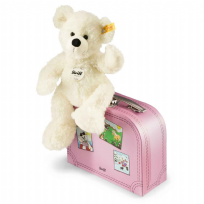 Lotte Teddy in Suitcase